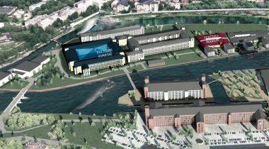 """Narva Kreenholmi kultuurikvartal """"Manufaktuur"""""""