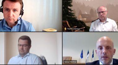 Korruptsioonivastase erikomisjoni videoistung