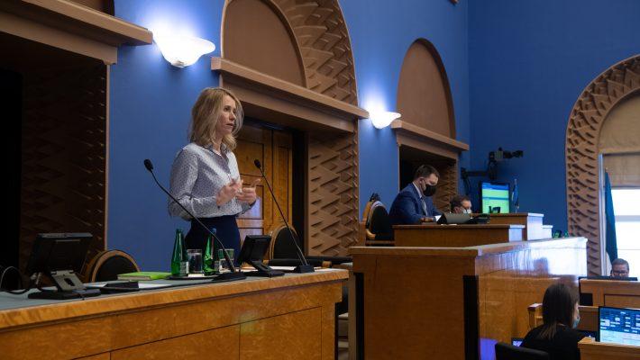 Kaja Kallas infotunnis