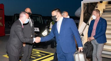 Спикер Рийгикогу пребывает с визитом в Швейцарии