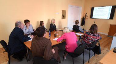 Rahvastikukriisi lahendamise probleemkomisjoni istung. Foto: Erik Peinar