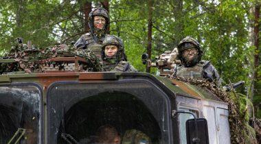Kaitsevägi, riigikaitse Foto: Oliver Turp, Kaitseväe Peastaap, Teavitusosakond