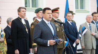 Riigikogu esimees Jüri Ratas. Foto: Erik Peinar