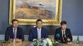 Riigikogu juhatuse pressikonverents. Foto: Merje Meisaluv