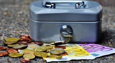Raha, rahakassa, eelarve, eurod. Foto: pixabay.com