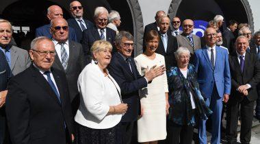 Toompea lossi Valges saalis pidas piduliku koosoleku 20. Augusti Klubi