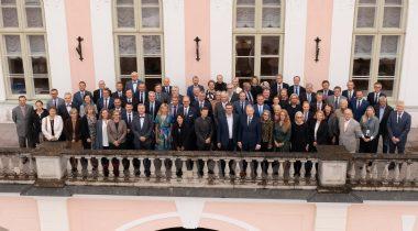 Kohtumine Eesti Vabariigi välisesinduste juhtidega