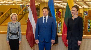 EEstu, Läti ja Leedu spiikrid
