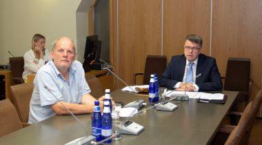 Специальная комиссия: цели вакцинации необходимо повысить. Foto: Veiko Pesur