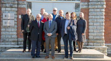 Riigikaitsekomisjon külastas RKIKi Foto: Alar Alp