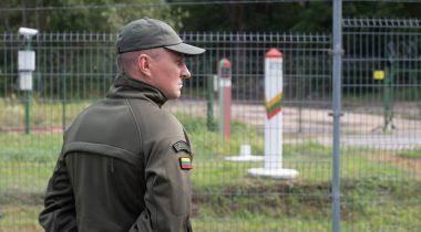 Leedu-Valgevene piir