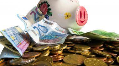 Raha, kogumine, annetus, eurod Foto: pixabay.com