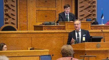 Riigikogu arutas elektri hinna alandamise võimalusi
