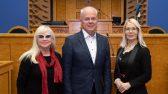 IPU Riigikogu delegatsioon. Foto: Erik Peinar